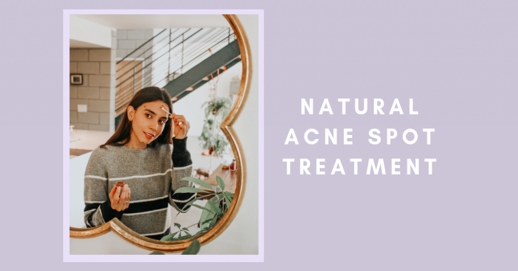 Natural-acne-spot-treatment