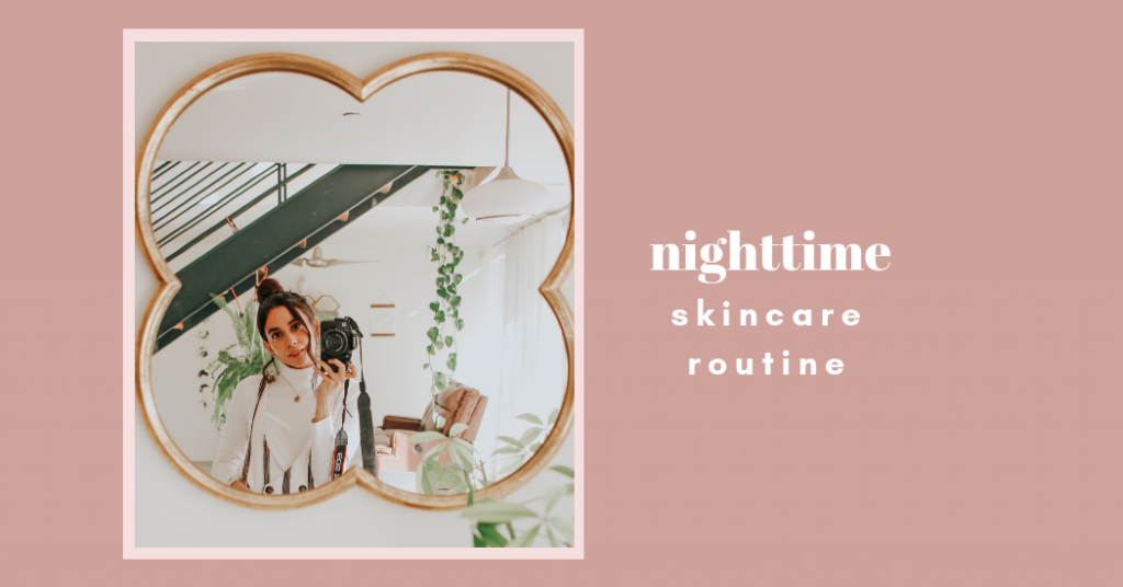 nighttime-skincare-routine-for-acne-prone-skin